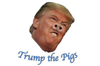 Trump the Pigs