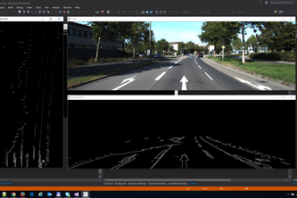 Image-Based Lane Detection
