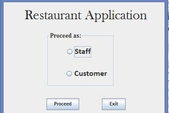 RestaurantManagement