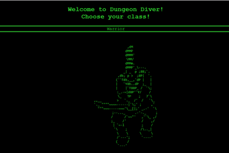 Dungeon Diver