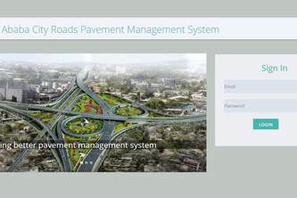 Pavement Management System(PMS)