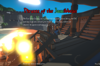 Pirates of the Jamibbean