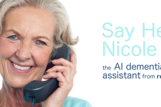 Nicole, the AI dementia care assistant