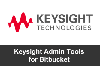 Keysight Admin Tools For Bitbucket