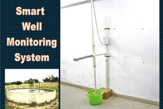 SMART WELL MONITORING SYSTEM for Villages