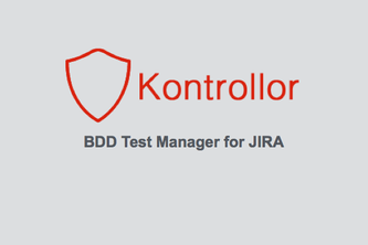 Kontrollor BDD Test Manager for JIRA