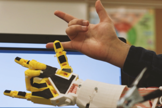 3D Printed EEG Controlled Prosthetic Arm