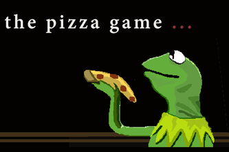 the pizza game