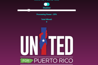 Mine For Puerto Rico