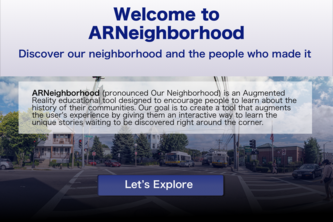 ARNeighborhood
