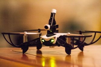 Drone Equipped Home Security