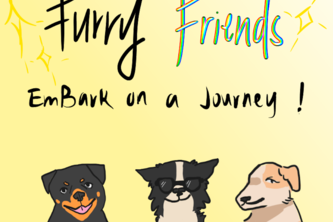 Furry Friends: EmBark on a Journey