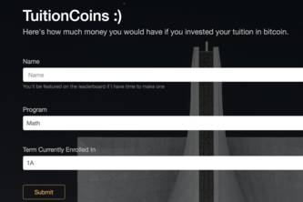 TuitionCoins