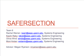 SaferSection