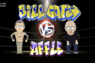 Bill vs Apple