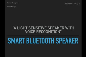 Smart Bluetooth Speaker