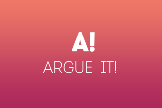 Argue-It! - A Platform for Debating