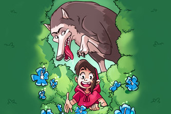 Red Riding Hood - Interactive story