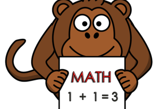 Monkey Math - A Fun Math Practice