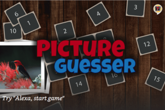 Picture Guesser for the Echo Show