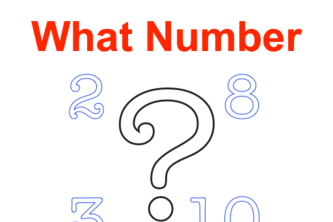 What Number Game