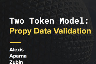 Dual Token Proof of Stake Model