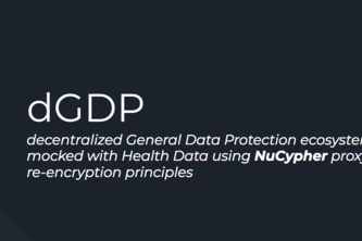 dGDP (Decentralized General Data Protection)
