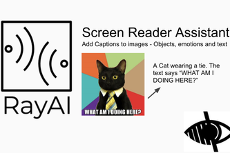 RayAI - Screen Reader Assistant