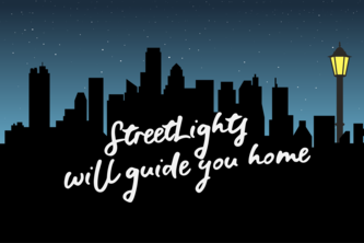 StreetLights will guide you home