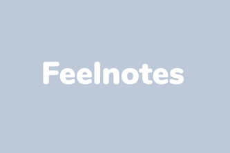 Feelnotes Web App