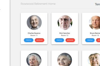 Bari - The Elderly Response App