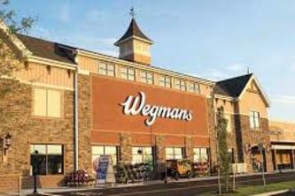 Garrison's Wegmans Website using API