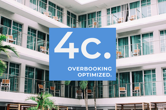 4C - Predictive Analytics for Overbooking Optimization
