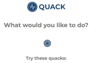 Quack - Voice Controlled Action Automation for Chrome