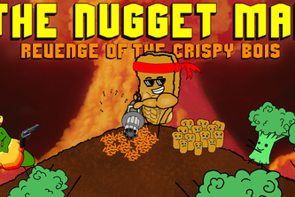 Nugget Man: Revenge of the Crispy Bois