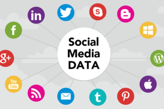 Social events tracking based on Social Media Records