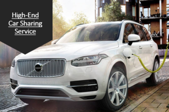 Gamified Car Sharing Solution for the Volvo Challenge