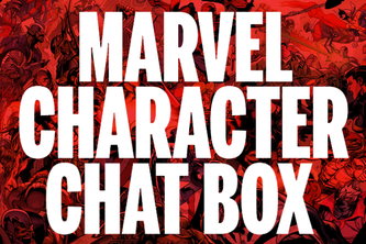 Marvel Character Chat Box
