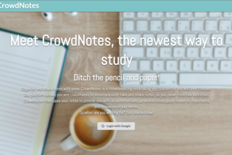 CrowdNotes