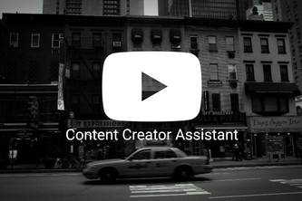 YouTube Content Creator Assistant