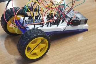 Hackathon RC Car