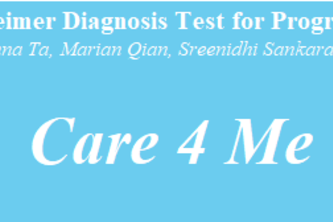 Care4Me: An Alzheimer Diagnosis and Progression App