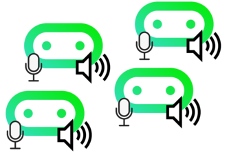 Microbit Educational Audio Network Game