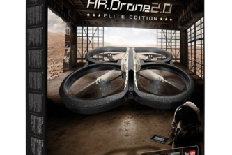 Object and Depth Detection with AR Drone 2.0