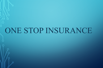 One Stop Insurance Application