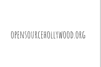 Open Source Hollywood