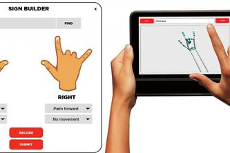 Sign Language to Text with Machine Learning