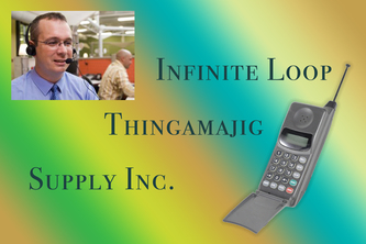 Infinite Loop Thingamajig Supply Inc.
