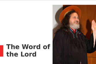 The Word of the Lord - table 11