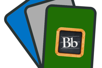 Blackboard Flashcards